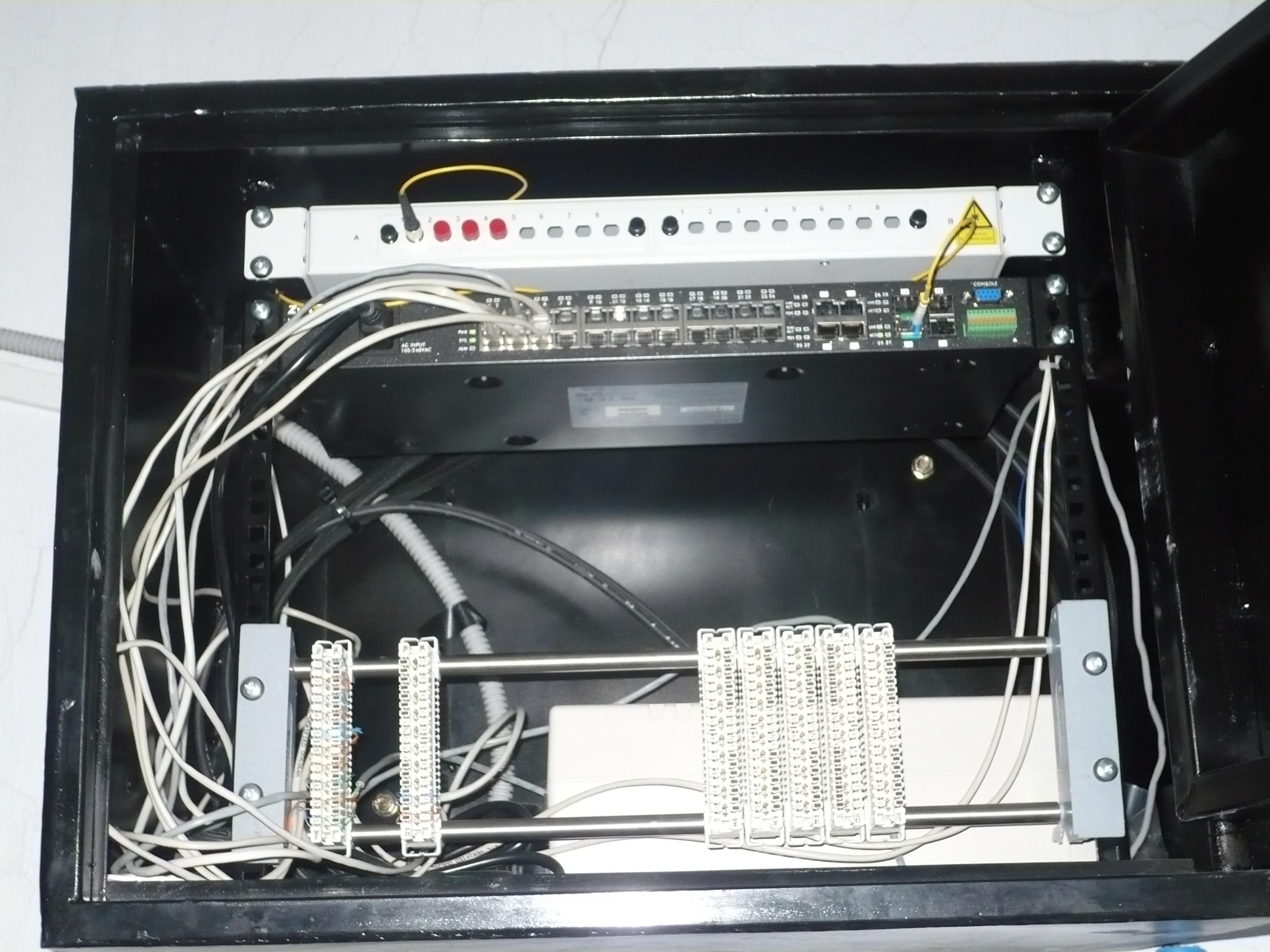 fttb технология схема